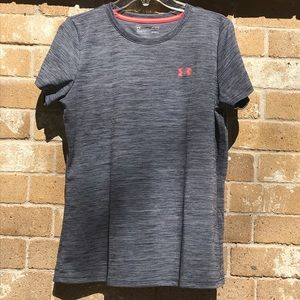 Under armour heat gear shortsleeved top